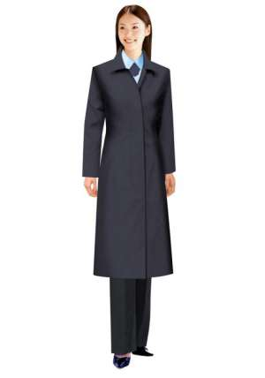 商务女大衣