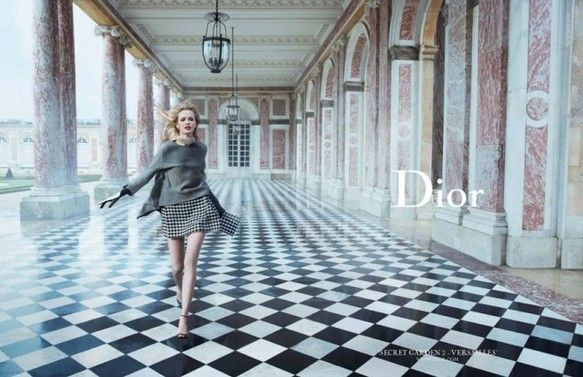 Dior秘密花园绚烂广告片